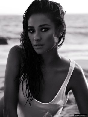 SHAY MITCHELL - Hudson Taylor Photoshoot